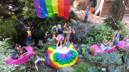 Barbie Pond on Avenue Q