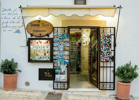 Castro, Itália: Domus Artis