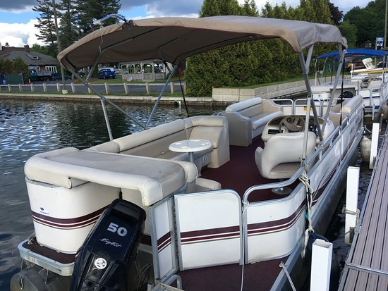 U Drive Rent - A - Boat: Pontoon Rental