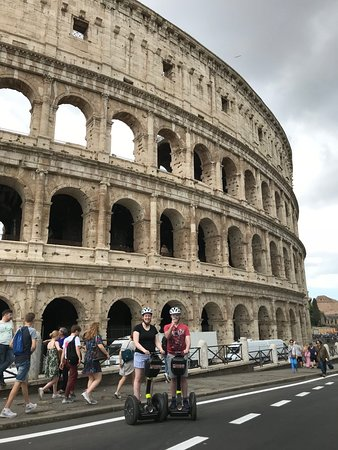 Снимок Rome in a Day Segway Tour