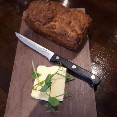 Swinford, Irlandia: Homemade Brown Bread