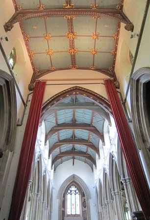 St Peter's Sudbury: West View