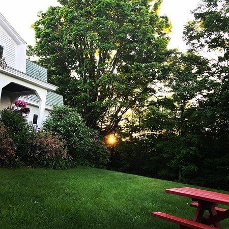 Hallowell, ME: Sunrise