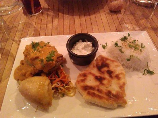 Restaurant La Table De Nicolas Saint Remy