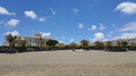 Hotel Beatriz Playa & Spa: Strand vor dem Hotel