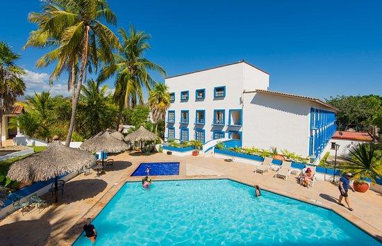 ホテル フランボヤント ウアトゥルコ