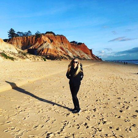 Falésia  Beach照片