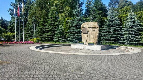 Wegierska Gorka, โปแลนด์: Obelisk