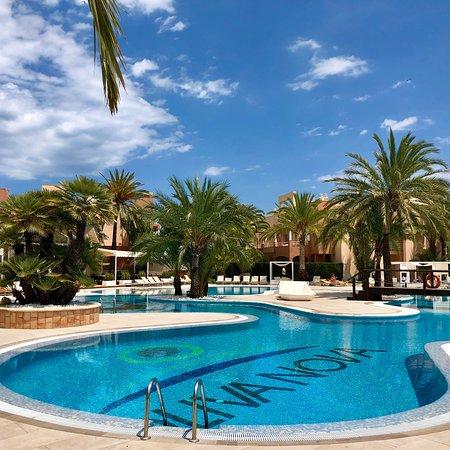 Oliva Nova Beach & Golf Hotel, hoteles en Oliva