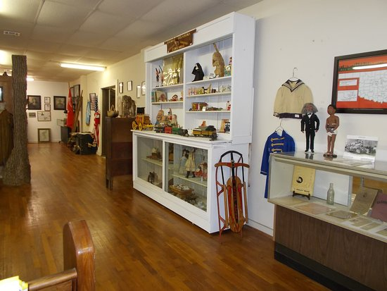 Okfuskee County Historical Society and Museum