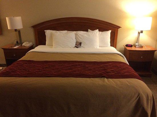 Muskogee, Oklahoma: Bed
