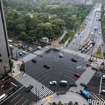 The Peninsula Tokyo: View from Suite