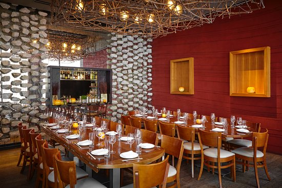 Amazing Roka Akor | Chicago: Private Dining Room