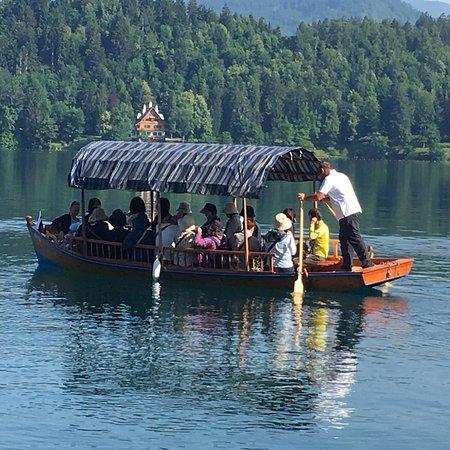 Lake Bled ภาพถ่าย