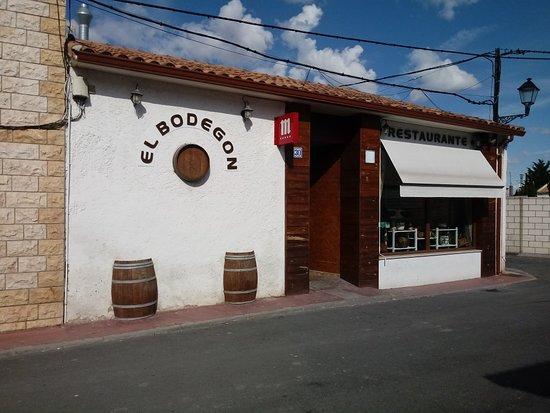 La Muela, Espagne : Taberna El Bodegon