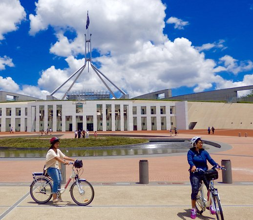Canberra Urban Adventures
