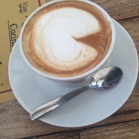 Divine coffee!