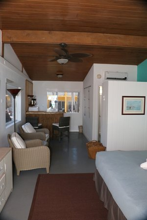 Bimini Big Game Club Resort & Marina: Our first time in a cottage!