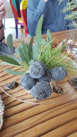 Foto de The d'Arenberg Cube Restaurant