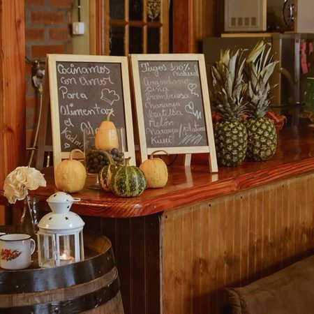 Curanilahue, Chile: Kadmiel Restaurante