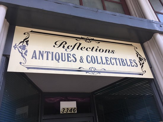 ‪Reflections Antiques & Collectables‬