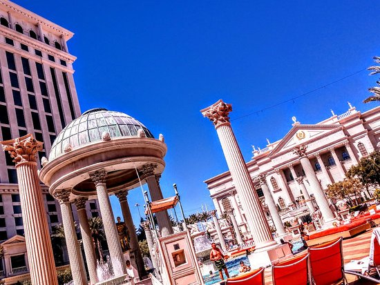 Caesars Palace Fotografie