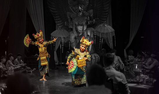 Live Balinese Dance & Music Performance