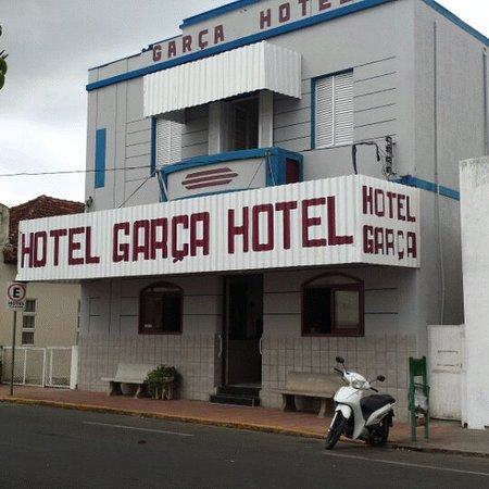 Garca, SP: Garça Hotel  Tel - 14 3471 05 85