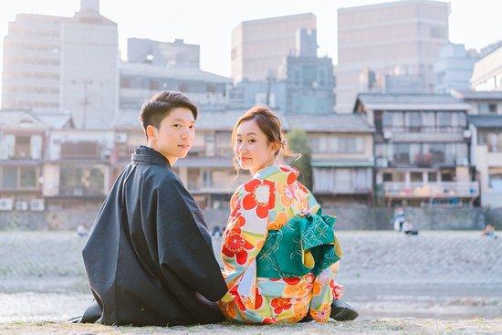 Fuji Kimono Rental Kyoto Kiyomizudera