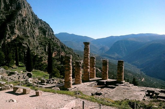 Private Full-Day Tour to Delphi and...
