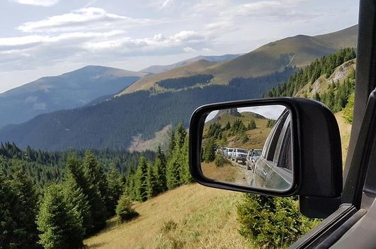 7-Tages 4x4 Abenteuer Private Tour in...