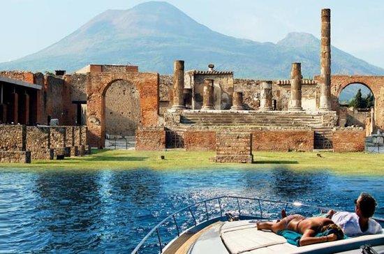 Pompeii og Capri Velg båtopplevelse...
