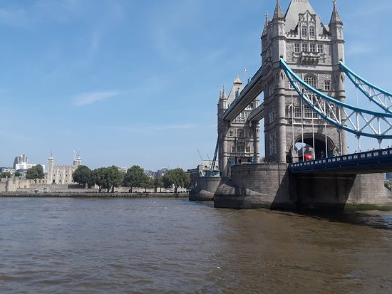 Thames River: Taken from the walk along the river Thames