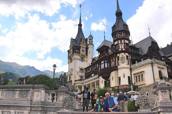 3 Castle Tour: Bran, Rasnov, Peles - by The Transylvanian: The palace of King Carlos