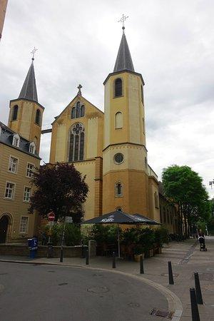 Eglise Saint Alphonse