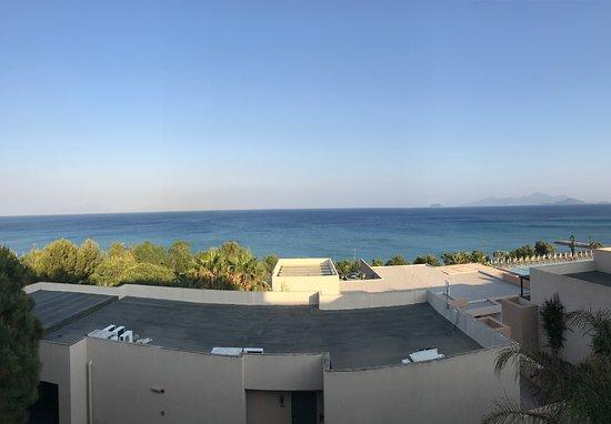 Atlantica Carda Beach: Beautifull sea view