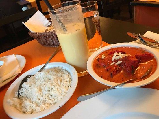 Himal Nepal Kitchen: Abendessen