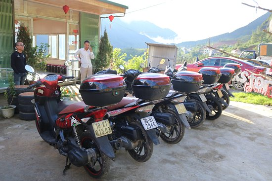Sapa Motorbike Rental