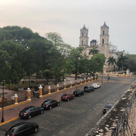 Maria de la Luz Hotel: Sehr zentral gelegenes typisch mexikanisches Hotel, mit knapp 22€ pro Zimmer, bietet es eine gut