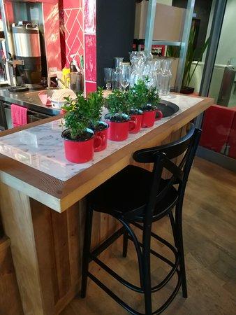 Columbus Coffee Oxygen : superbe décoration