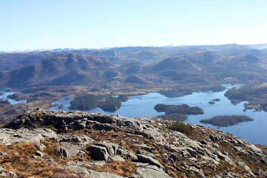 Bjoerndalsfjellet