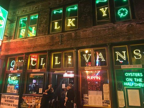 Silky O'sullivan's : Silky O'Sullivans