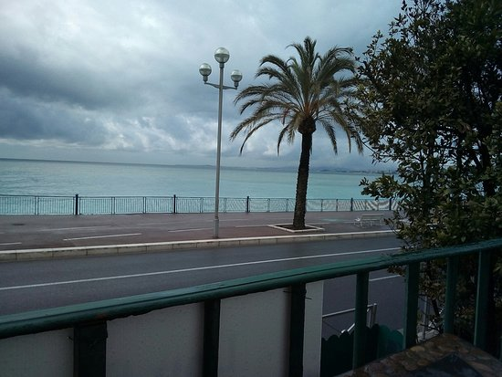 Lou Souleou: view from the terrace