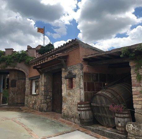 Castellfollit del Boix, Spain: Entrada
