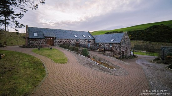 Pennan, UK: The MIll of Nethermill