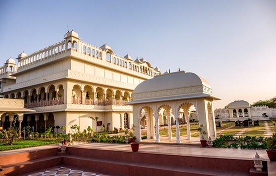 Laxmi Palace Heritage Hotel Jaipur Rajasthan Hotel Reviews