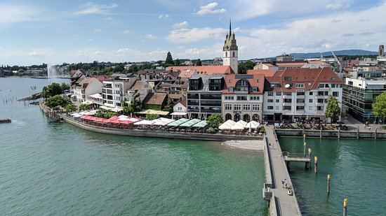 Uferpromenade Friedrichshafen