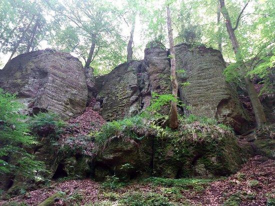 Eisenach, Deutschland: Elfengrotte