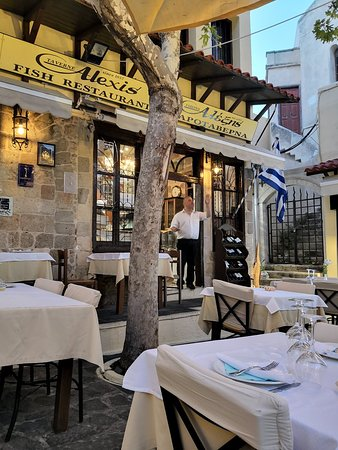 Alexis Taverna: Alexis 4 Seasons Seafood Restaurant