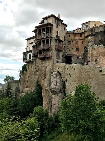 ‪Hanging Houses of Cuenca‬